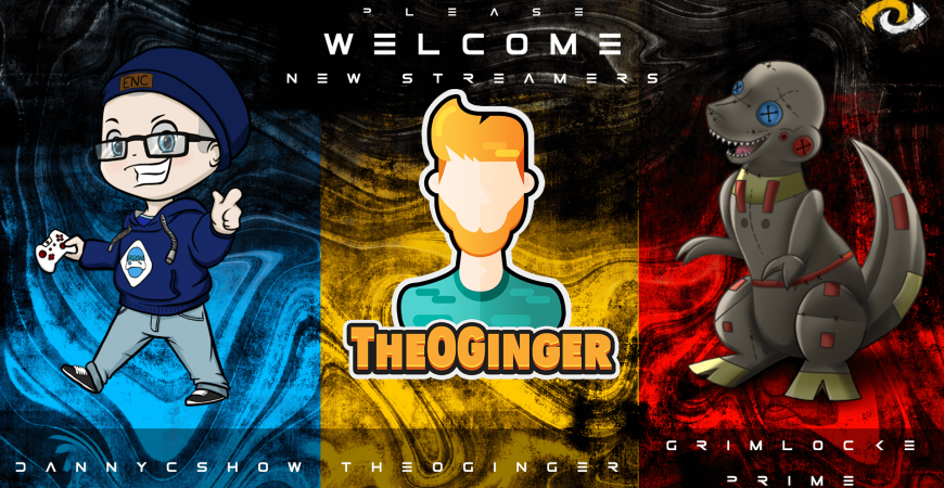 TLR Welcomes New Members To Stream Team