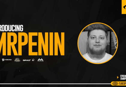 TLR Welcomes MrPenin to our Stream Team