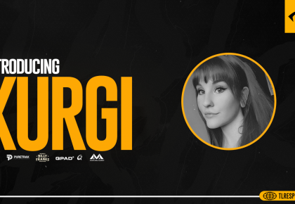 TLR Welcomes Streamer Kurgi (Again)