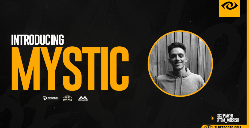 TLR Welcomes SC2 Player Mystic