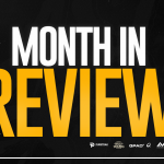 A MONTH IN REIVIEW – OCT