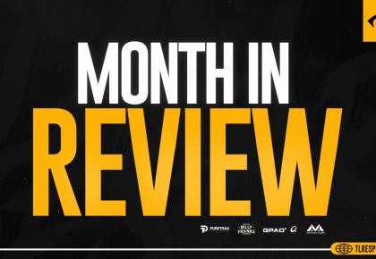 A MONTH IN REVIEW | APRIL