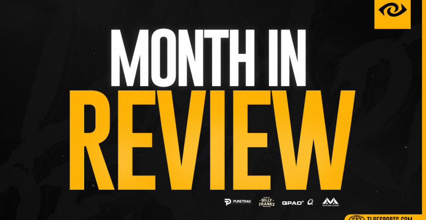 A MONTH IN REVIEW | MAY