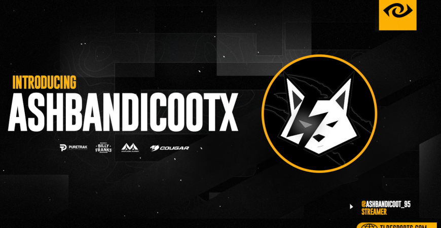TLR WELCOMES ASHBANDICOOT | STREAMER