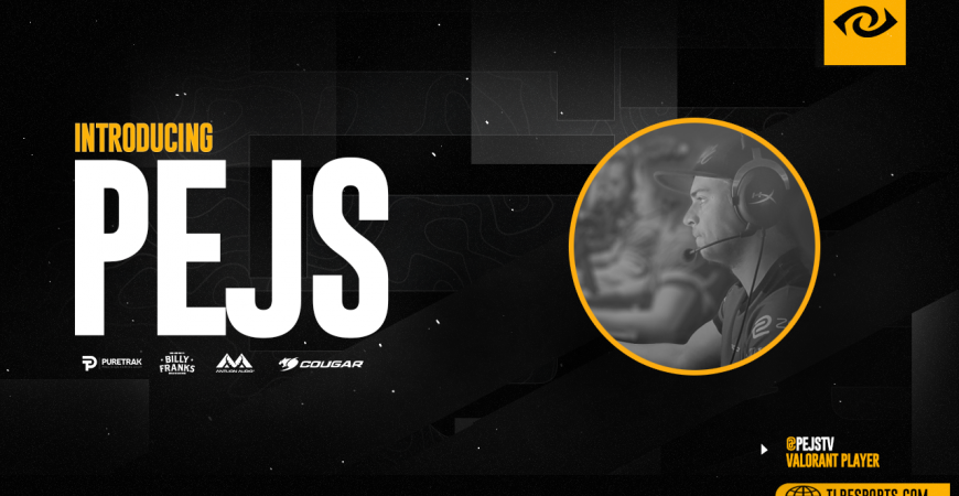 TLR WELCOMES PEJS | VALORANT